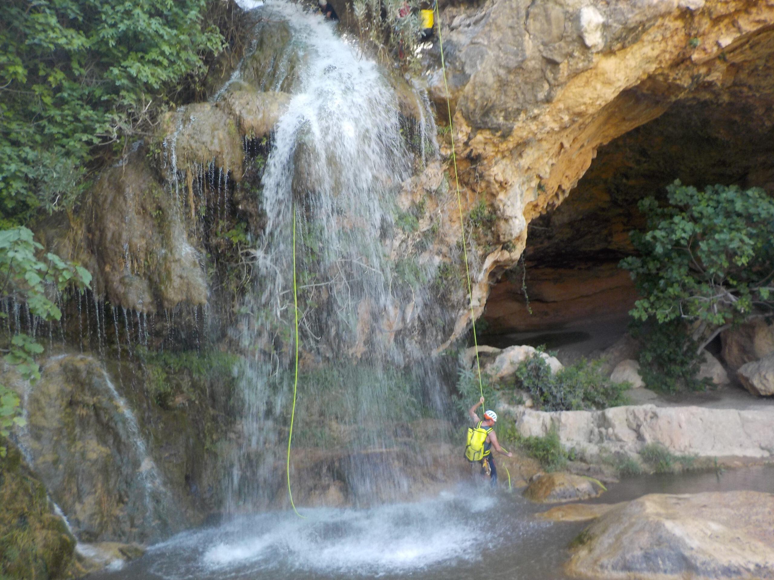 Barranco Centenar (Zucaina, Castellón)