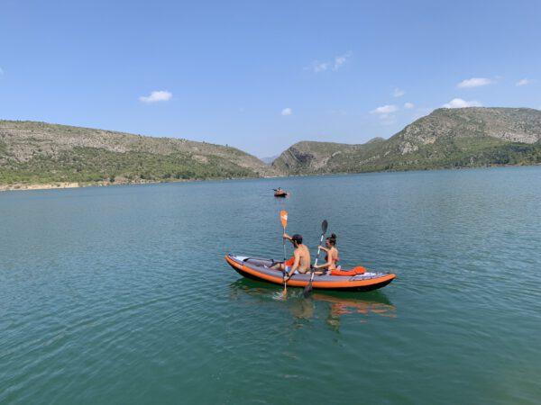Kayak Loriguilla