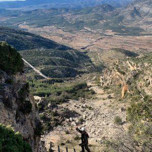 Vía ferrata Roca Figueral
