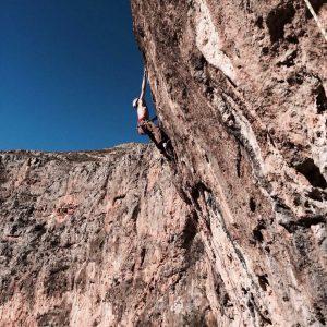 Coaching de escalada