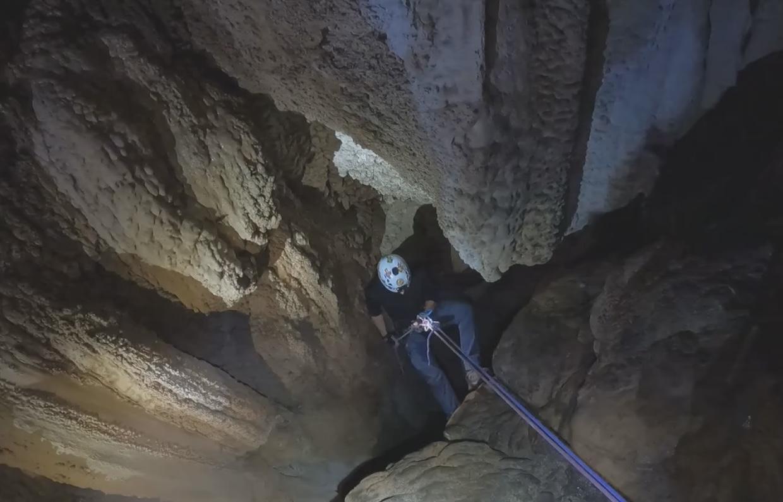 Cueva Fosca (Beniarbeig, Alicante)